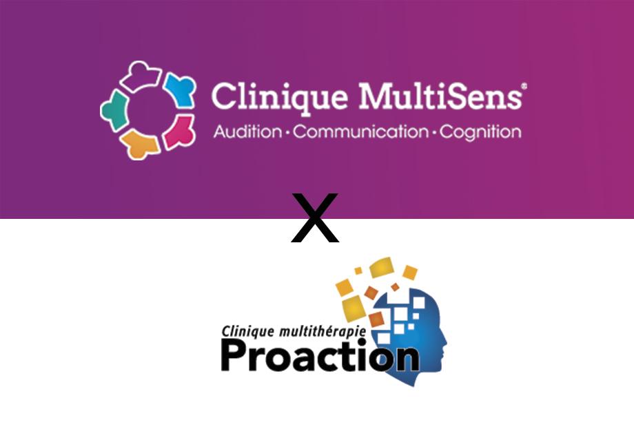 Clinique multithérapie Proaction passe le flambeau à Clinique MultiSens, un réseau de cliniques en pleine croissance
