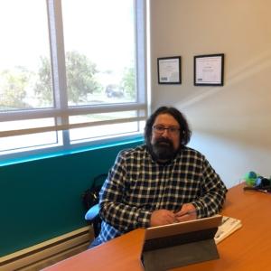 Eric McCabe, Neuropsychologue