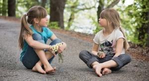 La posture assise au sol chez l'enfant